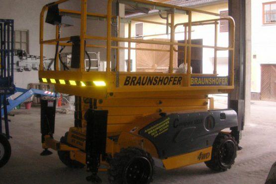 Arbeitsbühnen Braunshofer